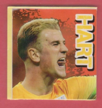 England Joe Hart Manchester City 1